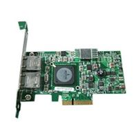 Dell Adapter 5709 Broadcom 2-port Gigabit Ethernet PCI-E 0G218C G218C