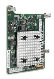 HP Adapter 552M 2-port 10G FlexFabric Blade Server Ethernet 674764-B21 675484-001