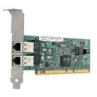 HP Adapter NC7170 2-port Gigabit Ethernet PCI-X 313586-001