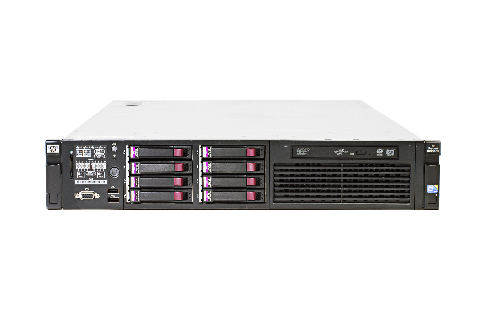 HP ProLiant DL380 G7 1.2 TB SAS
