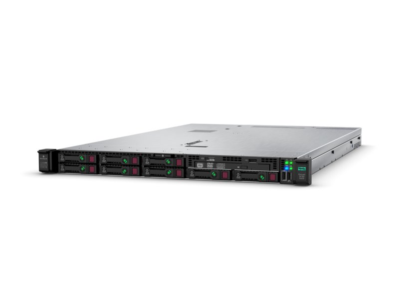 HPE ProLiant DL360 Gen10 | 2* 300 GB SAS