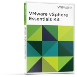 VMware vSphere 6 Essentials Plus Kit Basic Support/Subscription, 1 Year